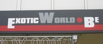 Exotic World - Leuven - Presentatie