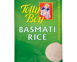 Tolly Boy Basmati Rice 20kg