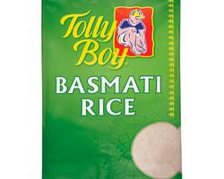 Tolly Boy Basmati Rice 20kg