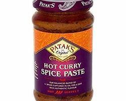 Hot Curry Paste