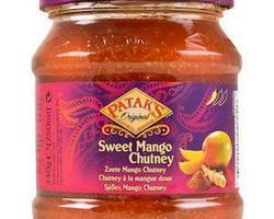 Sweet Mango Chutney 250 ml