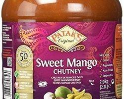 Sweet Mango Chutney 2.9kg