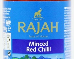 Minced Red Chilli