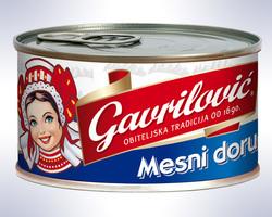 Gavrilovic Mesni Dorucak 150gr