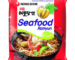 Instant noodles, seafood (Modumheamul Tangmyun)