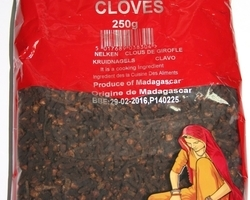 TRS Cloves Whole 250gr