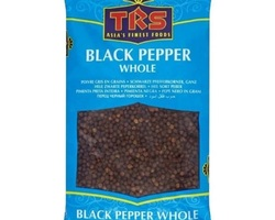 TRS Black Pepper Whole 400gr