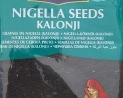 Kalonji (Nigella seeds)