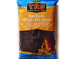 TRS Brown Mustard Seeds 400gr