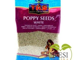 Poppy Seeds White (Kus - Kus)