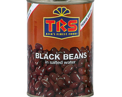 TRS Black Beans Canned 400gr