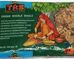 Garam Masala Whole