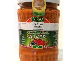 Vipro Ajvar Mild 580ml