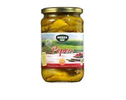 Mezza Fafaroni Pepers Mild 720ml