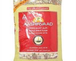 Aashirvaad Whole Wheat Flour Shudh Chakki Atta 10kg