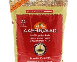 Aashirvaad Whole Wheat Flour Shudh Chakki Atta 5kg