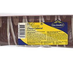 Vos Banket Choco Cakerol 300gr