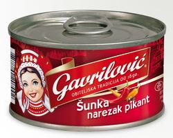 Gavrilovic Sunka Narezak Pikant 150gr