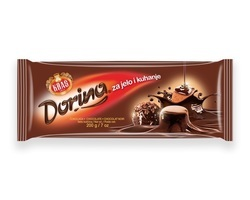 Kras Dorina Pure Chocolate 200gr