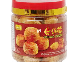 Gold Label Almond Cookies 300gr