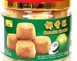 Gold Label Coconut Cookies 300gr