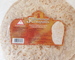 Sounas Wholemeal Chupatis