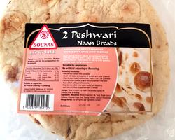 Sounas Peshwari Naan 2pcs