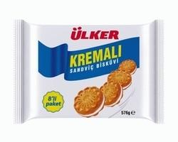 Ulker Kremalı Biskuvi 576gr
