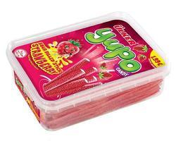 Ulker Yupo Candy Sour Meter Strawberry 350gr