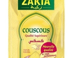 Zakia Couscous Medium 1kg