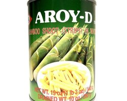 Aroy-D Bamboe Strip 540gr