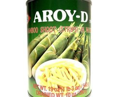 Aroy-D Bamboe Strip 540gr