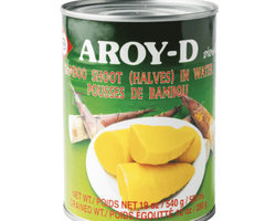 Aroy-D Bamboo Shoot Halves 540gr