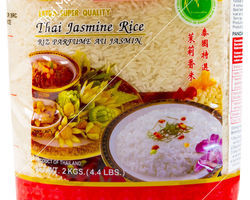 Aroy-D Thai Jasmine Rice 2kg