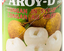 Aroy-D Longan In Syrup 565gr