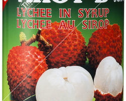 Aroy-D Lychee In Syrup 565gr