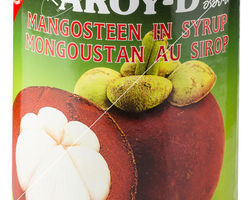Aroy-D Mangosteen in Syrup 565gr