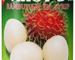 Aroy-D Rambutan in Syrup 565gr