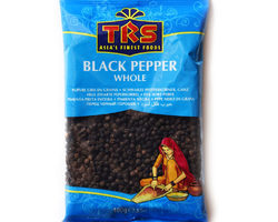 TRS Black Pepper Whole 100gr