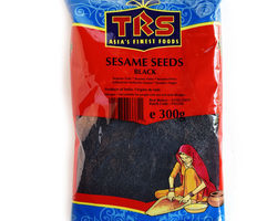 TRS Black Sesame Seeds 300gr
