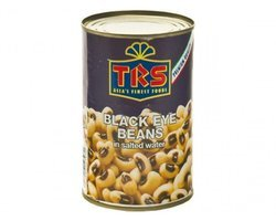 TRS Black Eye Beans Canned 400gr