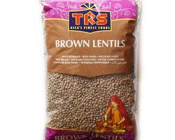 TRS Brown Lentils 500gr