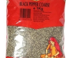 TRS Black Pepper Coarse 1kg