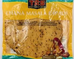 TRS Chana Masala Papads 200gr