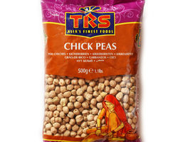 TRS Chick Peas 500gr