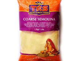 TRS Semolina Coarse 1.5kg