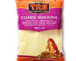 TRS Semolina Coarse 500gr