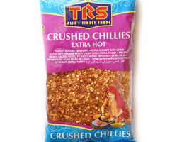 TRS Crushed Chillies Extra Hot 250gr