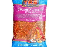 TRS Crushed Chillies Extra Hot 750gr