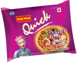 Wai Wai Chicken Pizza 40x75gr